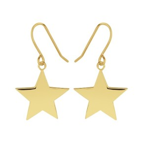 SOPHIE BY SOPHIESTAR EARRINGS GOLD EARRINGS 990.- SOBLING.SE KÖP HÄR
