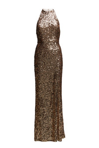 FRENCH CONNECTIONLUNAR SPARKLE HALTER NKDRESS 1 239.- BOOZT.COM
