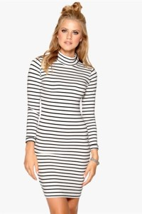 JACQUELINE DE YONG MABLE TURTLENECK DRESS149.- HALÉNS.SE KÖP HÄR