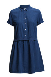 LEVI´S WOMENSS SHIRT DRESS DEEP INDIGO DRESS 449.50.- BOOZT.COM KÖP HÄR
