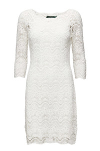 LAUREN RALPH LAUREN TROYLA - 3/4 SLEEVE DRESS 1 895.- BOOZT.COM