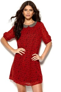 MAISON SCOTCH FRENCH DRESS 1 299.- BUBBLEROOM.SE