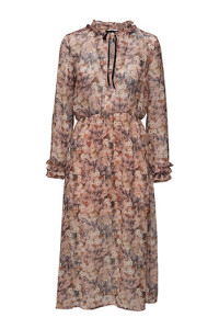 MANGO FLORAL PRINT DRESS 499.- BOOZT.COM