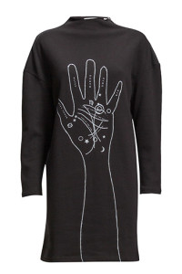 CHEAP MONDAY RECENT PALMISTRY BIG DRESS 600.-