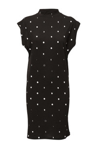 CHEAP MONDAY CAPSULE MOON DOT DRESS 350.-