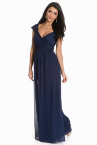 NLY EVE CUP SLEEVE MAXI DRESS799.- NELLY.COM KÖP HÄR