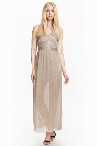 MISS SELFRIDGE LUREX MAXI DRESS749.- NELLY.COM KÖP HÄR