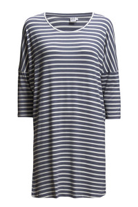 SAINT TROPEZSTRIPED OVERSIZE TUNIC DRESS184.50.- BOOZT.COM KÖP HÄR